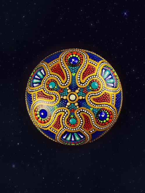 INFINITY OF ONENESS Mandala