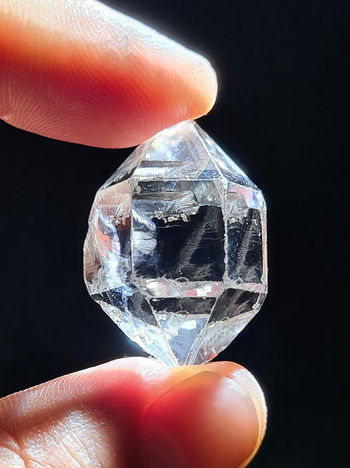 Herkimerski Diamant B+++ 12,1g
