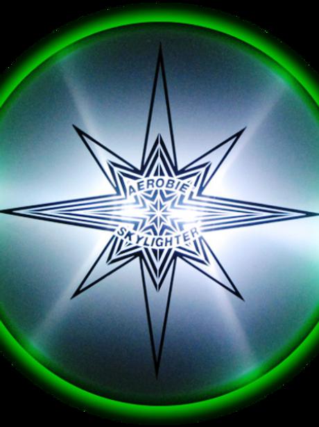 Frisbee Aerobie Skylighter Disc