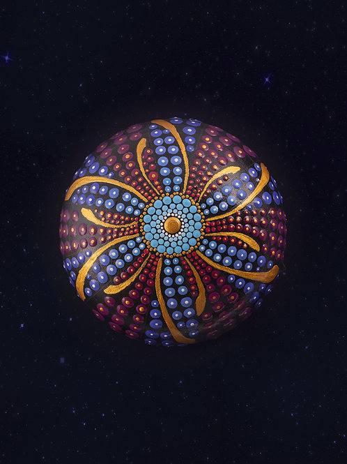 THE PATH OF MERCY Mandala