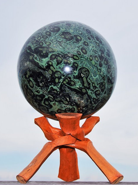 Jasper Sphere (planet) Madagascar