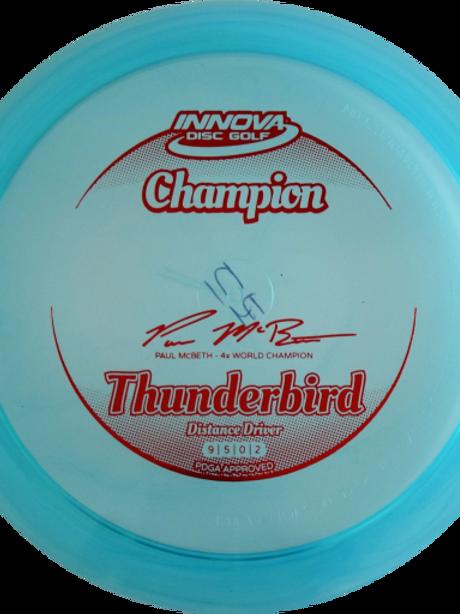 Innova Champion Paul Mcbeth Thunderbird