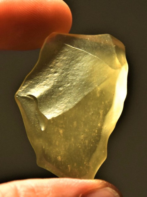 Libijski Zlati Tektit