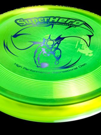 Frisbee Hero Super Hero