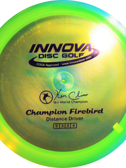 Innova Champion Firebird Ken Climo (12 x World Champion)