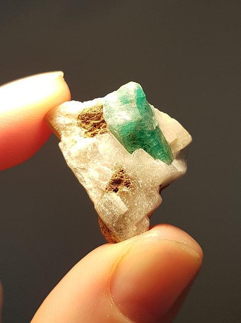 Emerald B++ 4,4g (21,5ct)