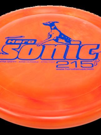 Frisbee Hero Sonic XTRA 215