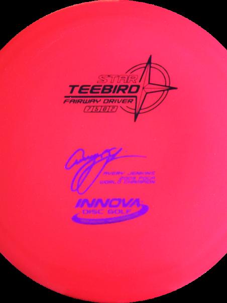 Innova Star Teebird Avery Jenkins (2009 World Champion)