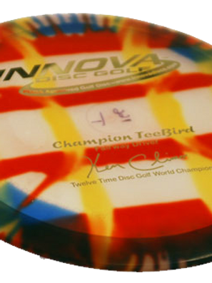 Disk Golf Innova Dyed Champion