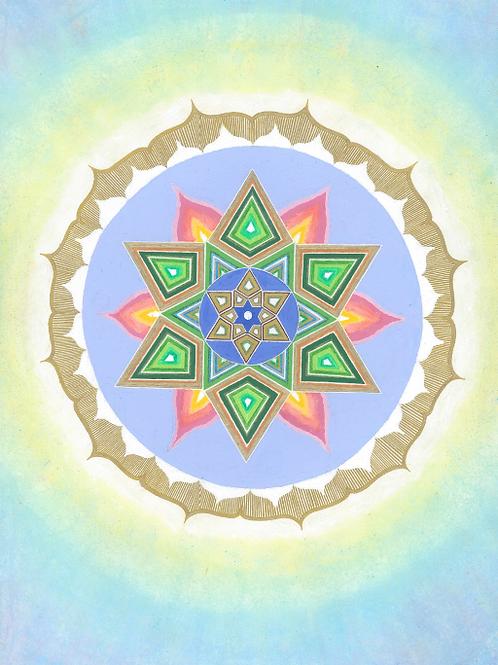 Mandala Ljubavi Prema Bližnjemu