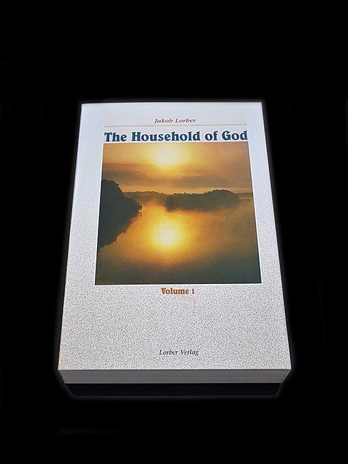 Jakob Lorber: The Household of God (vol. 1)