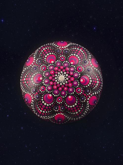 THE POWER OF LOVE Mandala