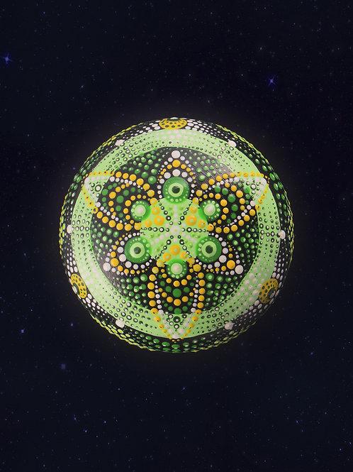 Mandala PREOBRAZBA SRCA