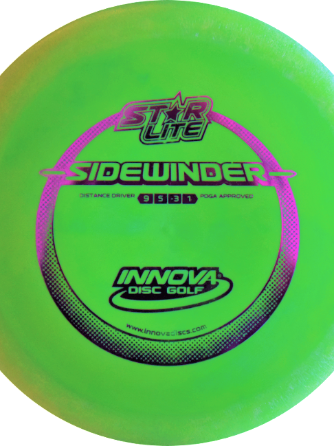 Innova Starlite Sidewinder