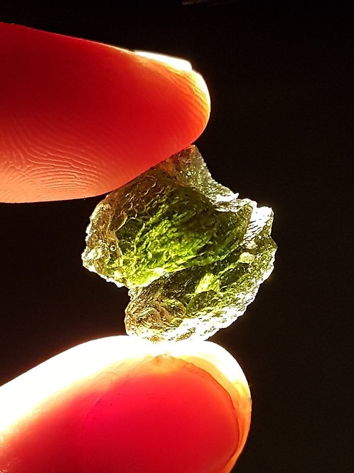 Moldavite A+ 3,4g