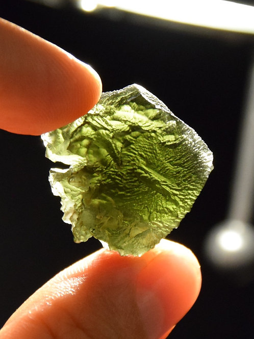 Moldavite A+ 13,8g