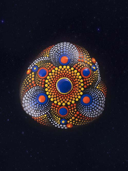 LIGHT OF PATIENCE Mandala