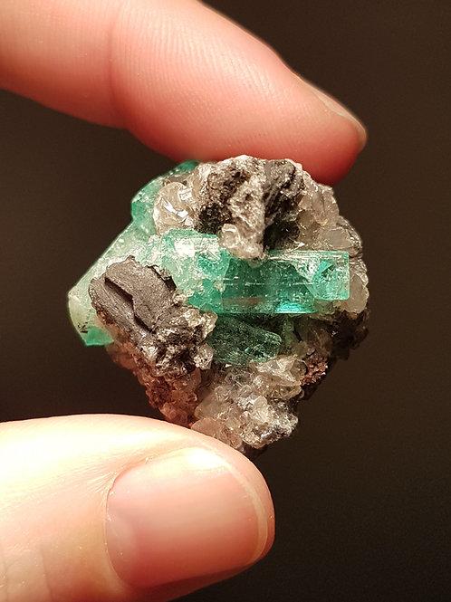 Smaragd A+ 11,1g (55,5ct)
