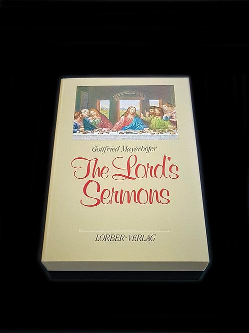 Gottfried Mayerhofer: The Lords Sermons