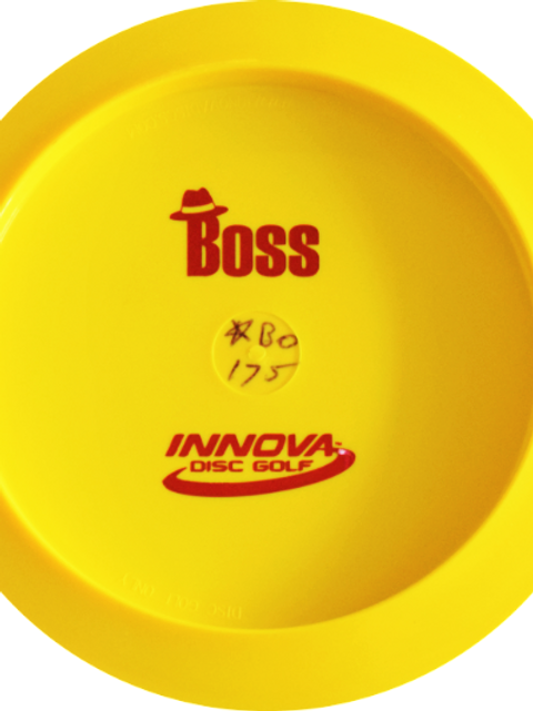 Innova Star Boss Bottom Stamped