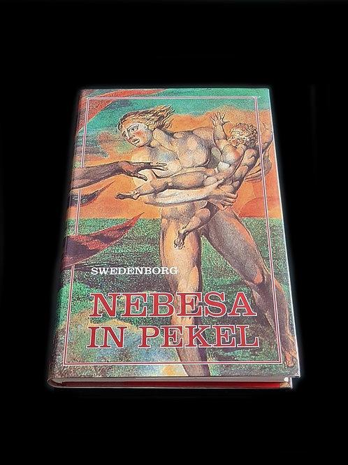 Emanuel Swedenborg: Nebesa in Pekel (velika redkost, edini izvod)