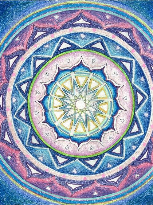 Mandala Duhovnog Napredka