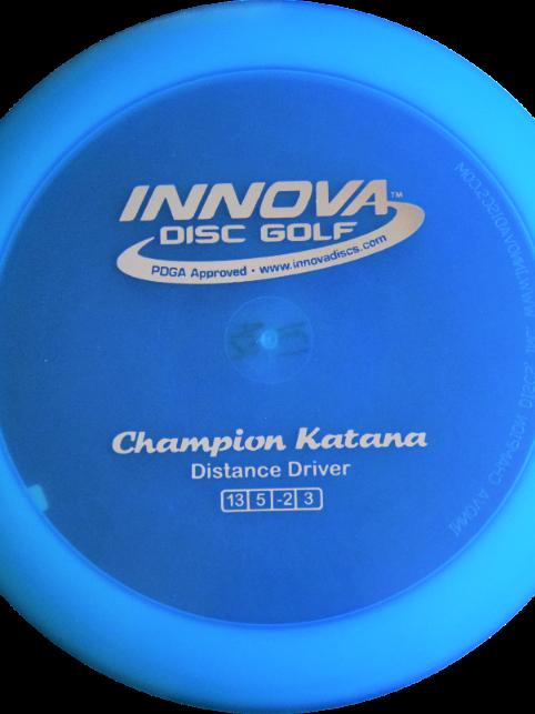 Innova Champion Katana