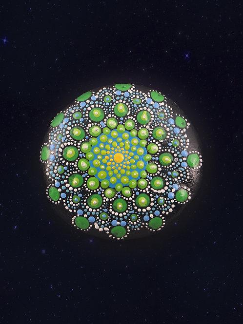 ORDER OF THE UNIVERSE Mandala