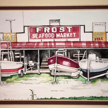 North Carolina Seafood Market
