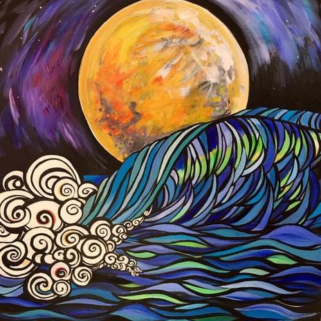 Equinox - Amongst the Waves