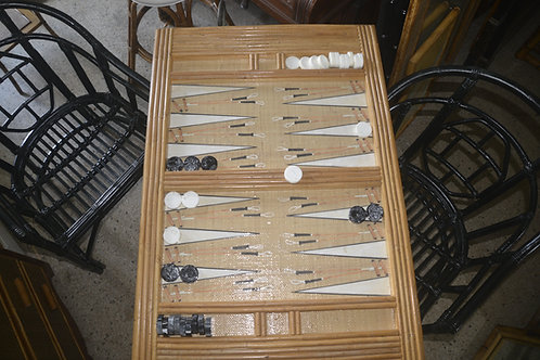 POLO Backgammon Table