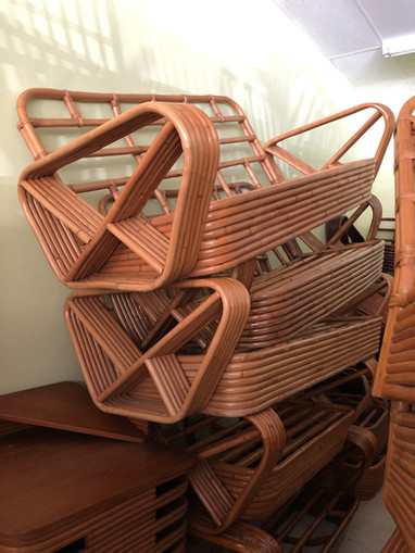 Paul Frankl sofas