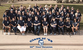 YHS Class of '69 Group Portrait
