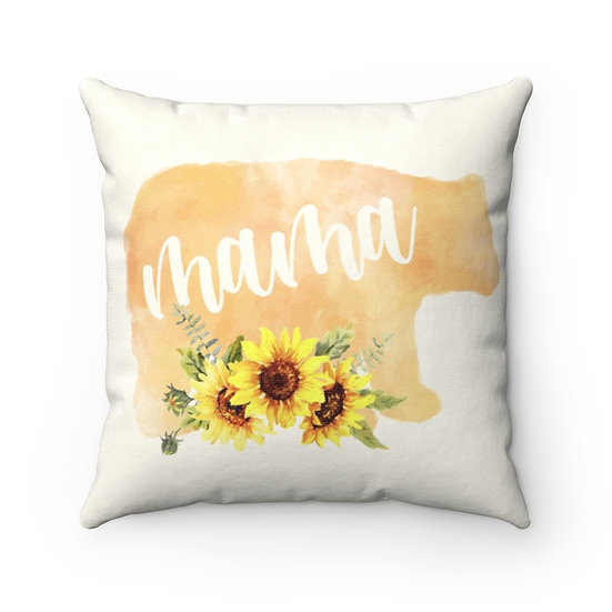 Throw Pillow for Mom, Mom Gift, Gift for Her, Bed Decor