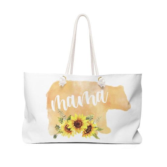 Momma Bear Weekender Bag