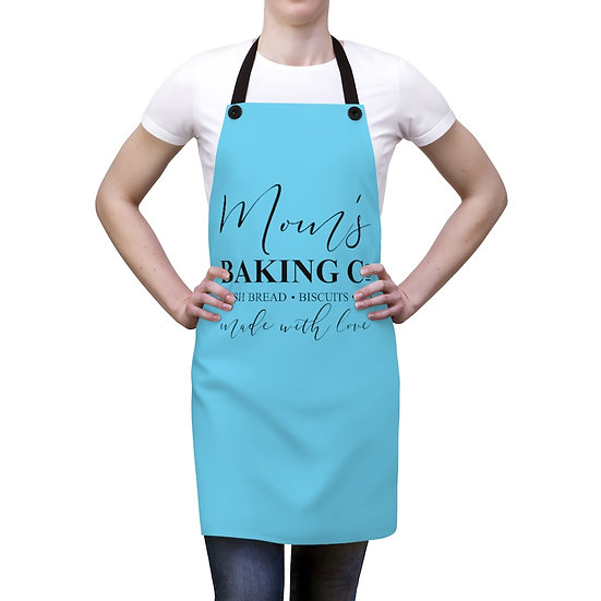 Moms Baking Co Apron