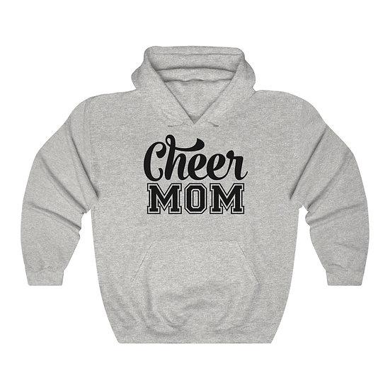 Cheer Mom Unisex Heavy Blend Hooded Sweatshirt