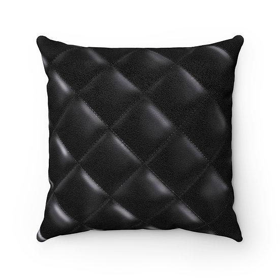 Pillow, Black Fashion Throw Pillows, Fashionista Pillow Decor, Fashion Pillow