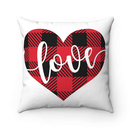 Pillows, Throw Pillows, Plaid Pillows, Farmhouse Pillows