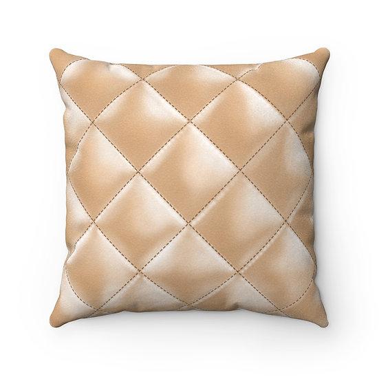 Pillow, Cream Fashion Throw Pillows, Fashionista Pillow Decor, Fashion Pillow