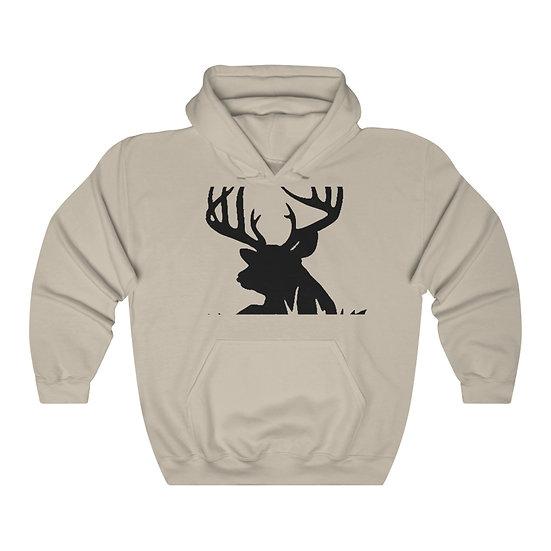 Buck Unisex Heavy Blend™ Hooded Sweatshirt