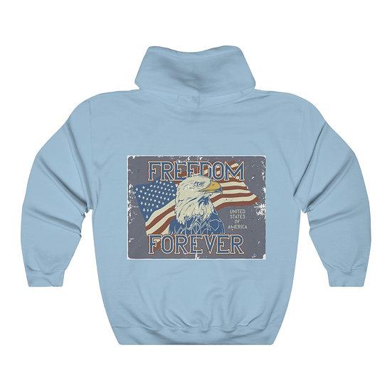 Freedom Unisex Heavy Blend™ Hooded Sweatshirt