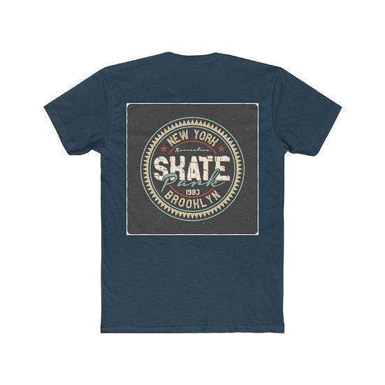 Skate Cotton Crew Tee