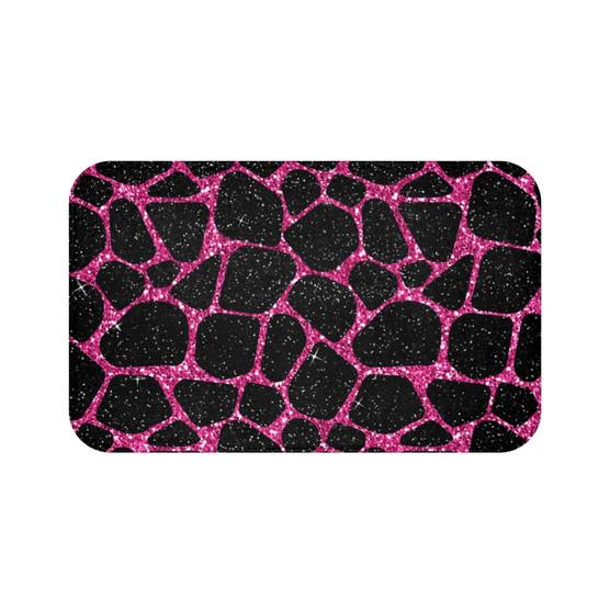 black-pink-glam-fashion-bath-mat-animal-print-fashionista-bath-mat.jpg