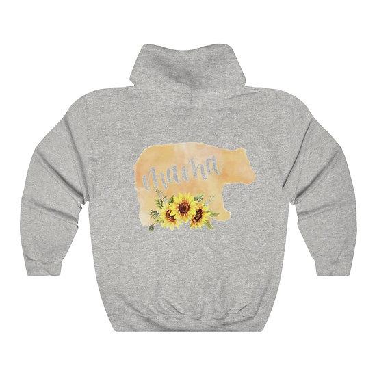 Momma Bear Unisex Heavy Blend™ Hooded Sweatshirt