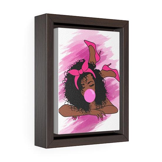 Fashion Illustration Chanel art, African American Fashion wall art