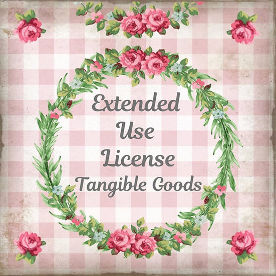 Extended License for Commercial Tangible Goods