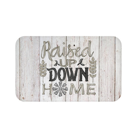 Bath Mat, Raised Up Down Home Bath Room Accessories, Rugs and Mats