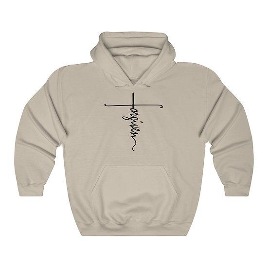 Forgiven Unisex Heavy Blend Hooded Sweatshirt