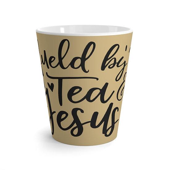 Fueld by Tea mug
